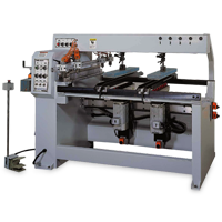 Construction line boring machine